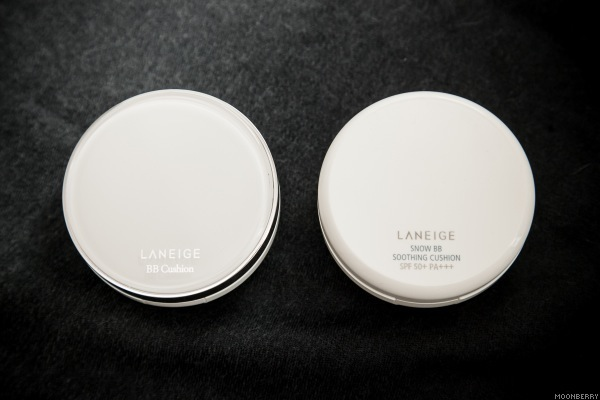 New Laneige BB Cushion