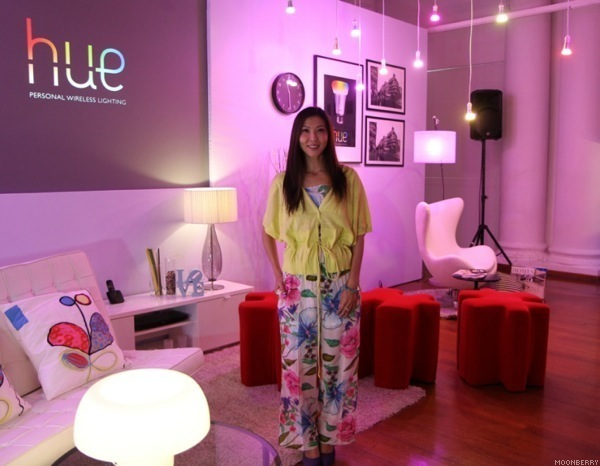 Philips Hue Singapore Launch