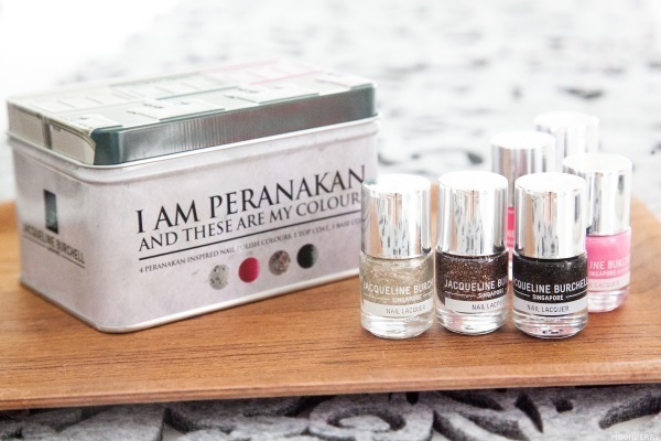 I Am Peranakan Nail Polish Collection Jacqueline Burchell