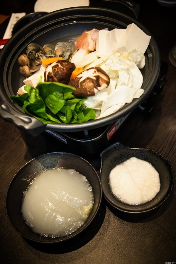 Shirokiya Collagen Hotpot