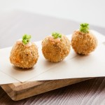 Recipe :: Cheesy Chicken Meatballs