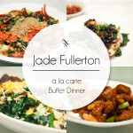 Jade Fullerton Ala-Carte Buffet Dinner