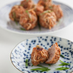Recipe :: Shredded Taro Meatballs