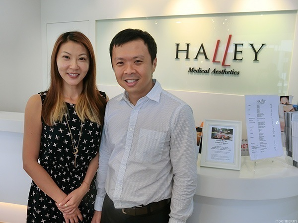 Micro-Dysport at Halley Medical Aesthetics