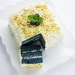 Recipe :: Royal Blue Velvet Cake