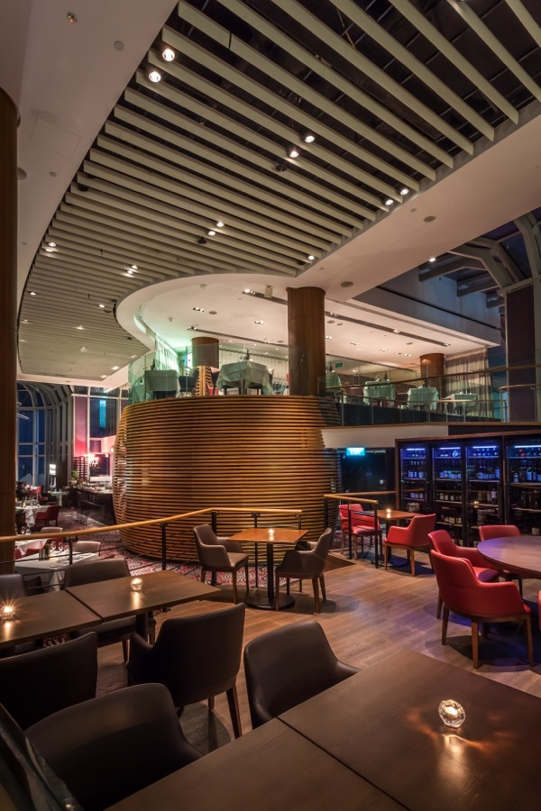 Salt Grill and Sky Bar by Luke Mangan