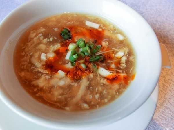 Hot And Sour Soup From 'Stewed' Recipe — Dishmaps