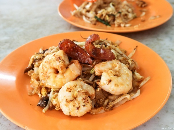 Best Penang Char Kway Teow, The Moonberry Blog