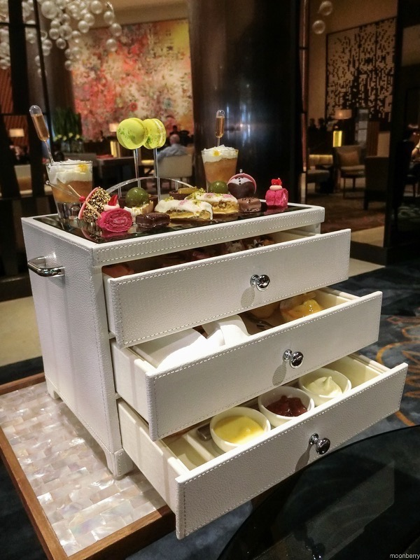 Tea Time at Anti:dote Fairmont Hotel