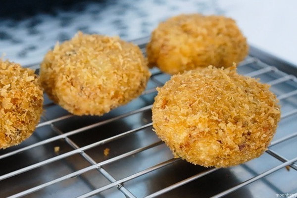 Lup Cheong Croquette