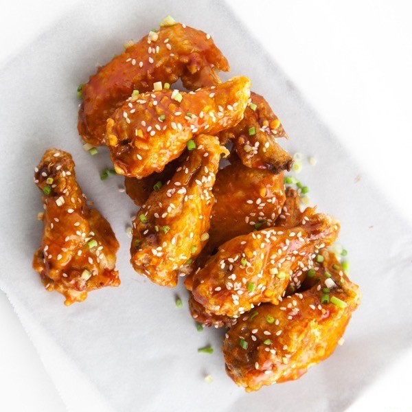 Recipe :: Korean Fried Chicken | The Moonberry Blog