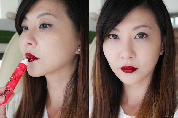Berrisom Lip Tint Moonberry Blog