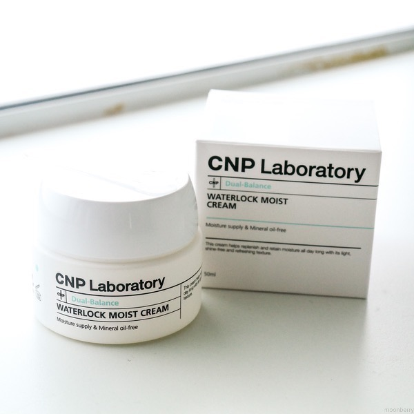CNP Korean skincare product review