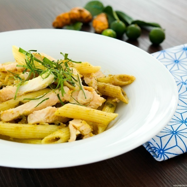 Soto Ayam Penne, The Moonberry Blog