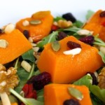 Recipe :: Pumpkin Salad In A Jiffy